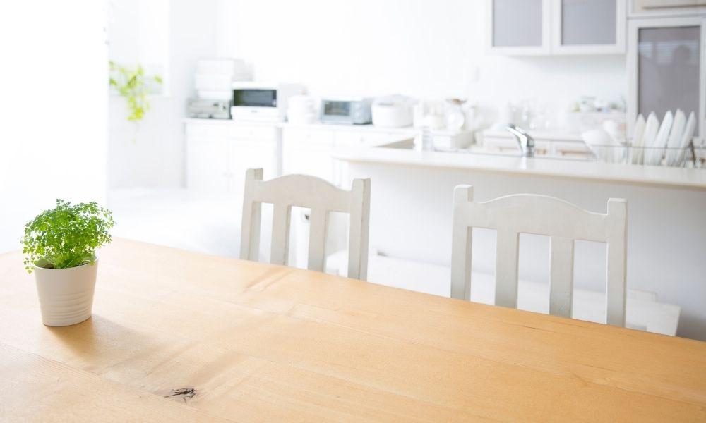האבולוציה של שולחן המטבח